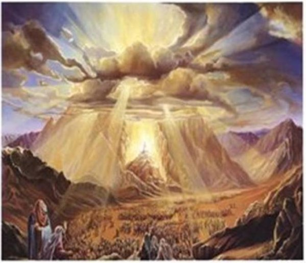 Mount Sinai and the Revelation of the Light of Immortality